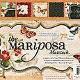 Mariposa Glitter & Foil Mat Stack 4.5x6.5